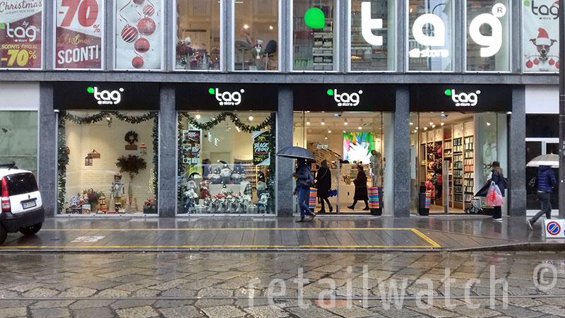 Tag Store: forse va migliorata l\'ergonomia vicino alle casse ...